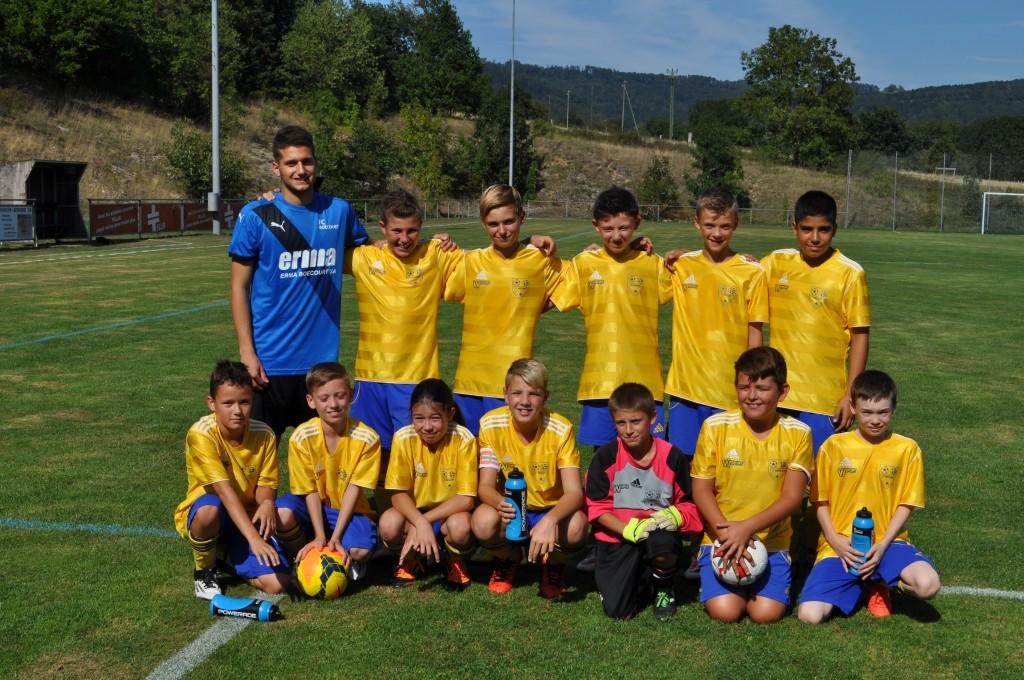 FC Boécourt 2015 / 2016 Juniors D