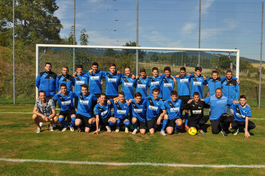 FC Boécourt 2015/2016