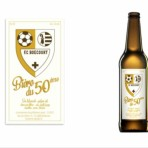 Pack de Bières du 50ème du FC Boécourt à venir cherche le 23 avril entre 19h00 et 19h30